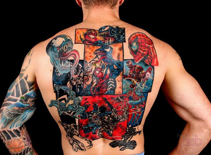 What Does The Tattoo Spider What Is The Meaning History And